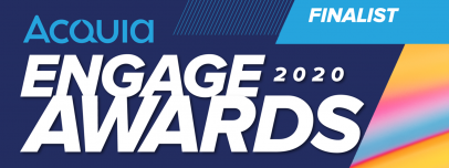 Acquia Engage Awards 2020
